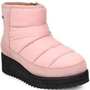 UGG Ridge Pink Mini Boots